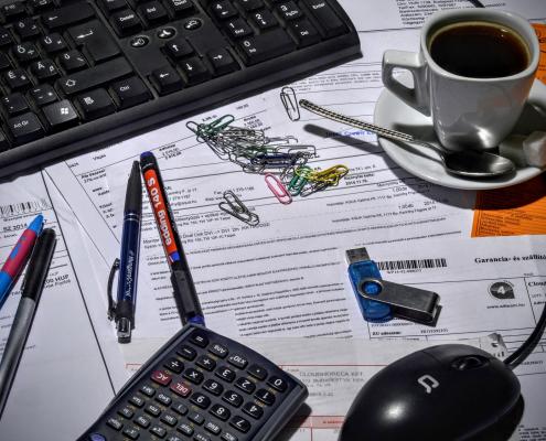 Blog - Rechnungsstellung